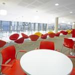 Breakout & dining area ist floor