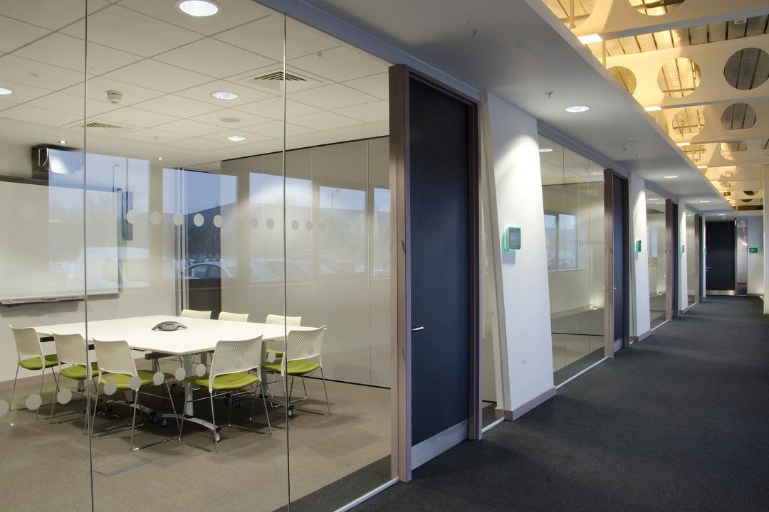 CTG Meeting corridor