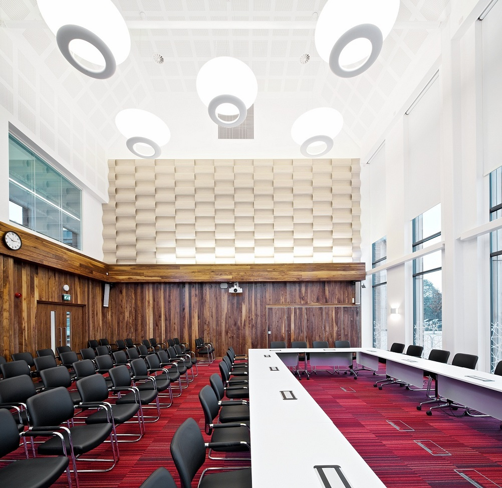 Wyre Forest council chamber 1